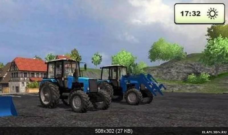 Моды Для Farming Simulator 2013 Русские Трактора