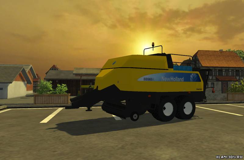 New Holland BB960 v 1.0