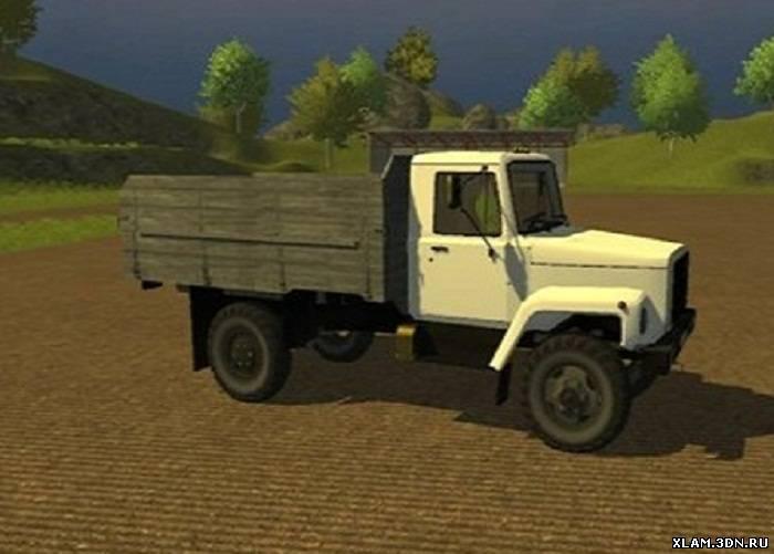 GAZ 3308 V 2.0