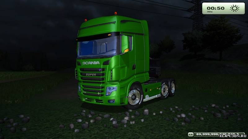 Scania R700 Evo v 1.0
