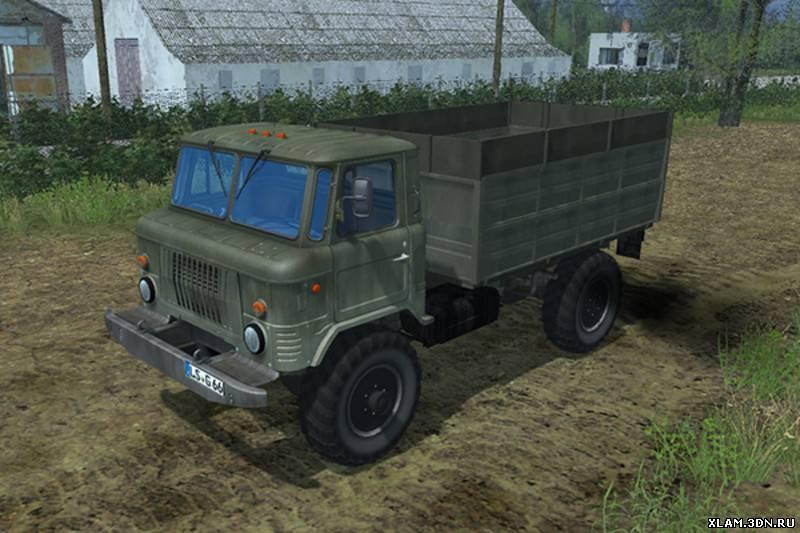 GAZ 66 V 5.0
